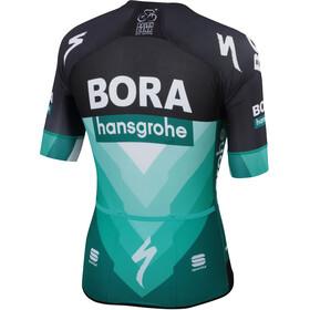 Sportful Team Bora-HG Bodyfit Pro Light Maillot manches courtes Homme, green-black
